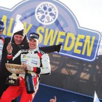 WRC 第2戦ラリースウェーデン