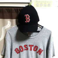 ボストン・レッドソックス ビジターTシャツ