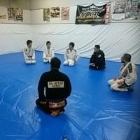 (木)柔術クラス