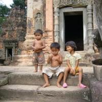カンボジアの人々