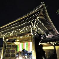 西本願寺花灯明