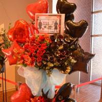 東松山市にお届けのスタンド花