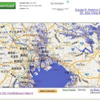 昨晩伊豆諸島震源M8.5で、震度5の地震が起きた・・・東京近辺下の地層は、がけ崩れかあ