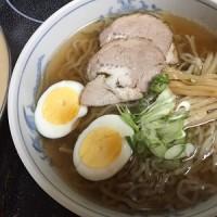 手作り麺 いただきました🍜