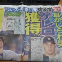 アレクサンダー・ゲレーロ・ペレス / 中日ドラゴンズ(予定)