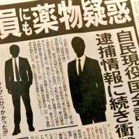 上西小百合爆弾ツイート!:維新現職議員に薬物疑惑?!