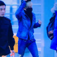 BTS 韓国を出国し、日本に到着しました(2016.12.5)