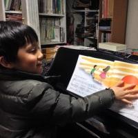 ピアノの練習 恭一の場合