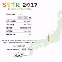 SSTR2017 2日目