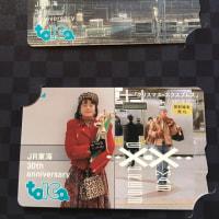 JR東海30周年記念TOICA(新幹線タイプ)