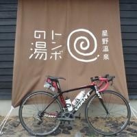 梅雨空の軽井沢ロングライド2017