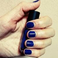 blue・blue・blue。