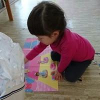 幼稚園、楽しいらしいです😃