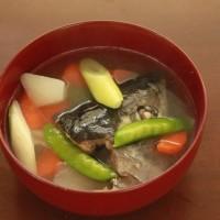 時鮭の三平汁
