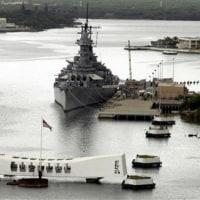 安倍首相の真珠湾訪問:菅官房長官「謝罪ではない」 スピーチの言葉は慎重に。