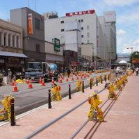 福島駅前通りも様変わり?