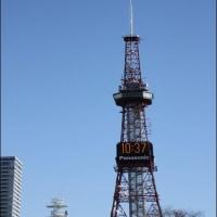 札幌 テレビ搭  2016.11.25