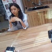 ユヨンWeb Drama 「プロの誕生」 を撮影中。