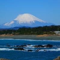 『春の海』 富士晴るゝ