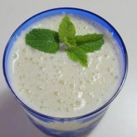 スイカと胡瓜のジュース