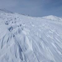 白馬乗鞍岳山スキー(テレマーク)