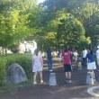 東勝山町内会ラジオ体操