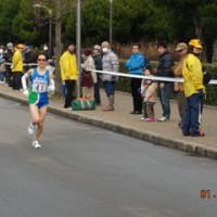 大阪国際女子マラソンを観戦
