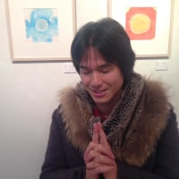 絵を買っちゃいました「ギャラリーハウスMAYA」谷口広樹さん個展