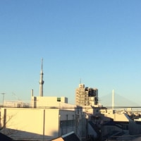 12月青空が綺麗な朝ですね(^o^)(^o^)