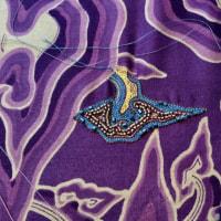ビーズ刺繍&アリワーク、、、上級者カリキュラム