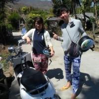 【チェンマイからバイクツーリング】