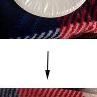 カップドリンクのストロー穴