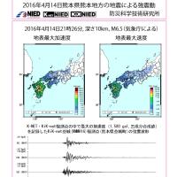熊本地震は自然地震です。人類が溜め込んだネガティビティの解放です。