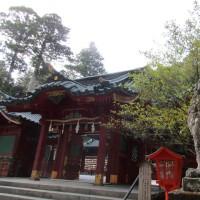 箱根旅行 5 ☆箱根神社