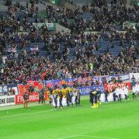 W杯最終予選 日本×サウジアラビア