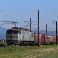 EF510-510の貨物を撮影~河毛付近にて_17/05/19
