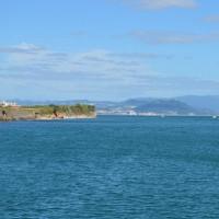 淡路島上陸