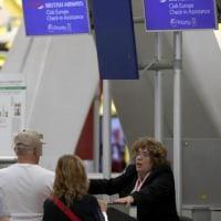 イギリス航空会社でITシステム故障で、ロンドンの2空港発の全便運航中止!