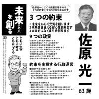 #173 豊橋市長選挙'16 投票日です
