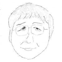 12月1日のチョコット似顔絵