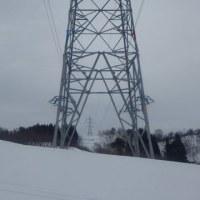 170205 東山送電線スロープ滑り