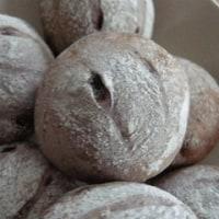 ブルーベリーボール(ブルーベリーの酵母種)