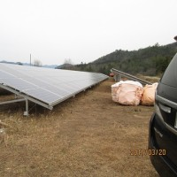 2つ目の太陽光発電所900枚以上