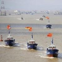 翁長・沖縄県知事に幸福実現党が「中国の挑発への抗議」を要請