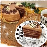 超・チョコレートケーキ~♥