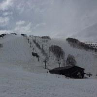 スキー日記-65日目-八方尾根