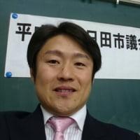 議会報告・意見交換会(大山地区)