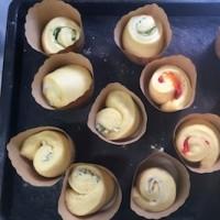 パン教室・パンドミ、ココアパン、チーズマフィンのレッスン