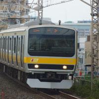 2017年6月27日 総武線  平井 E231系B901編成
