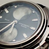 シャウボーグウオッチ しっかり作り込まれた良い時計です!